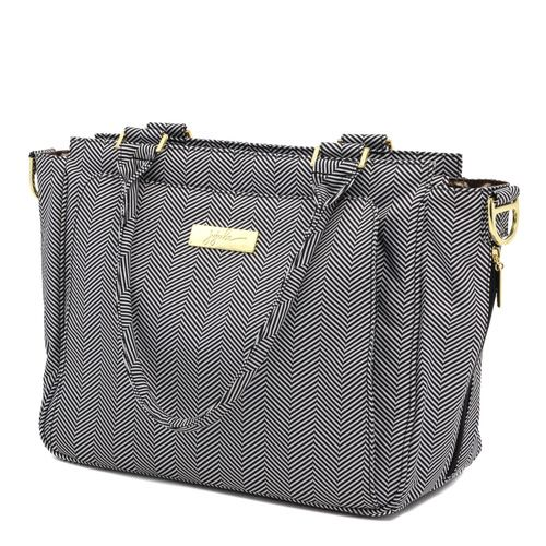 We love Ju-Ju-Be for their durable, trendy, super functional bags!