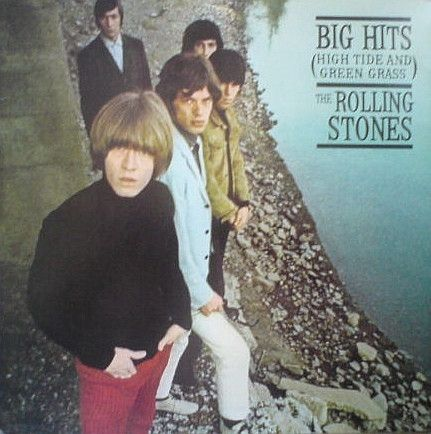 Rolling Stones The Big Hits (High Tide And Green Grass) Vinyl LP