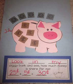 Tons of cute and creative math journal ideas for kinder kids.