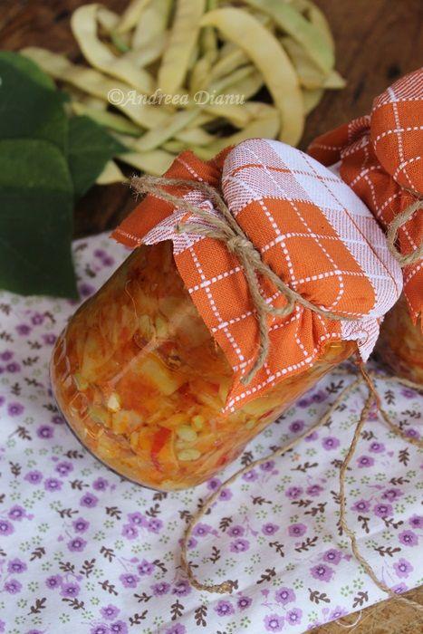 Tocana de iarna cu fasole pastai - Pasiune pentru bucatarie- Retete culinare