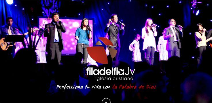 Site web - Iglesia Filadelfia
