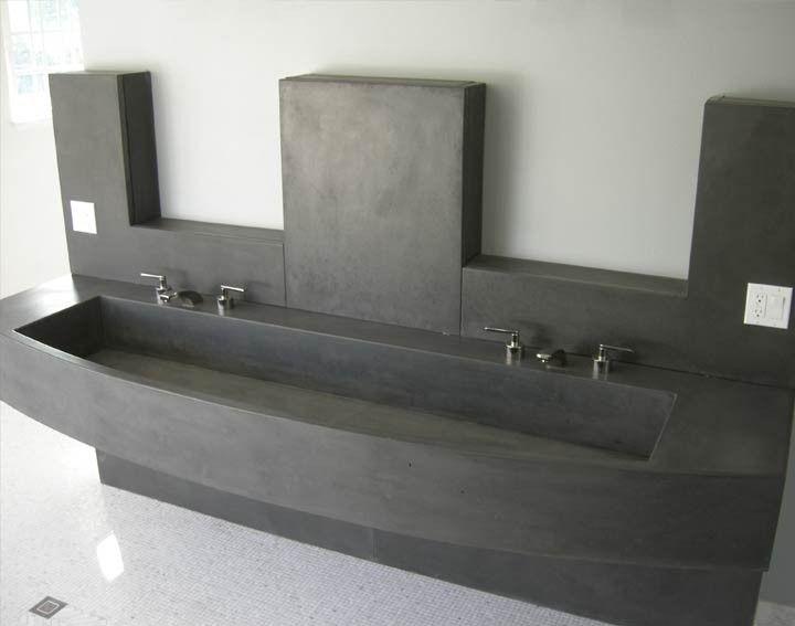 Concrete Sinks 48 best concrete sinks images on pinterest | concrete sink