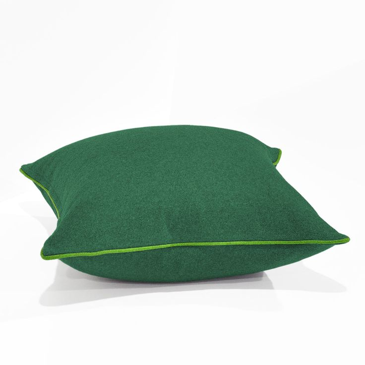 Augustus Amazon/Lime Floor Cushion 60x60cm