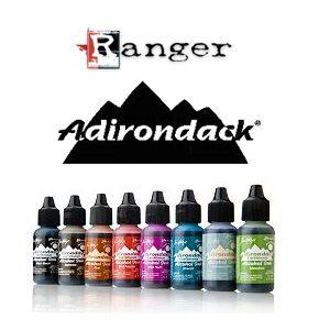 Ranger Adirondack Alcohol Inks - Australia's Largest Online Scrapbooking & Craft Superstore