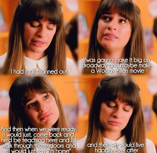 This i think was my favorite part of the episode (the quaterback) but it was also the saddest part RIP Cory