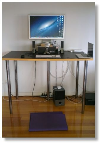 how to set up a stand up desk and why it could save your life