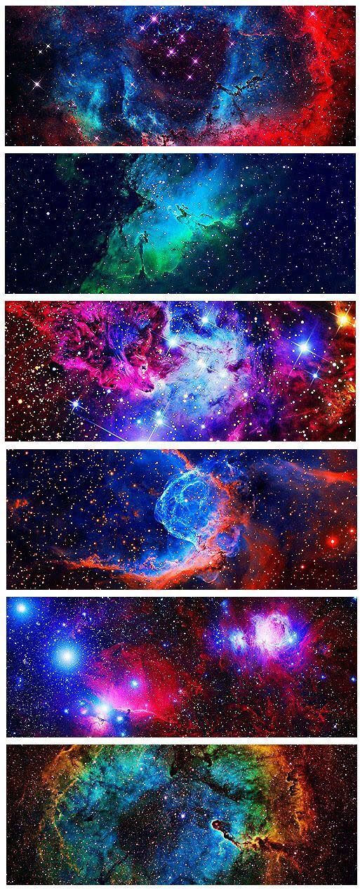 The many verses of the universe ♡
