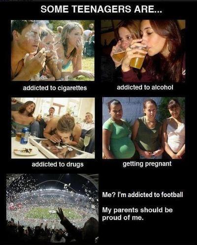 Only soccer