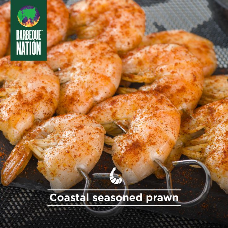 Bite into the tangy spiced prawns for flavours that truly reminds you of the sea. #comefeastwithus at Barbeque Nation today.  Download the Barbeque Nation Mobile App now.  #foodies #prawn #instafood #barbequenation #bbq #bbqn #barbecue #barbeque #weekend