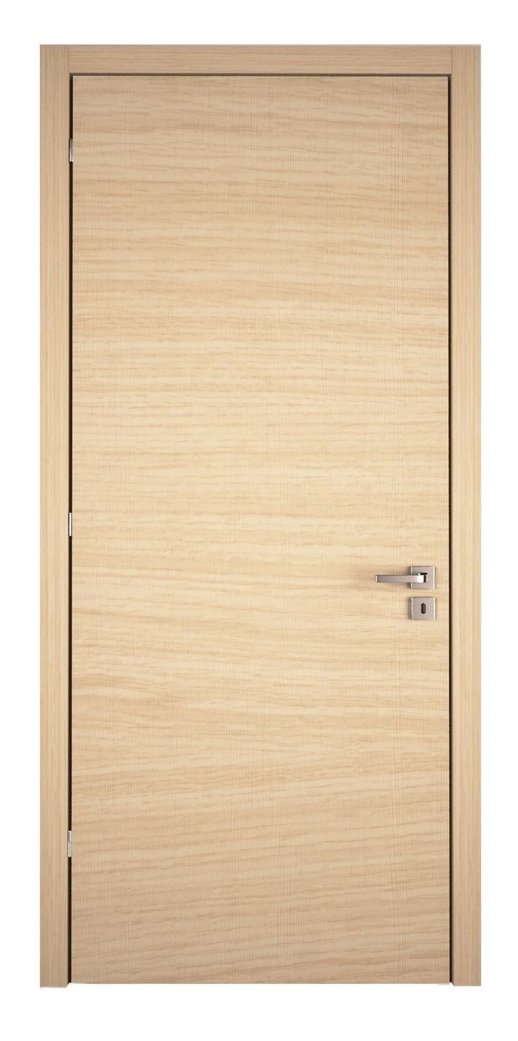UnionPorte Imola Poro Aperto Interior Doors TK-8 Rovere Chiaro