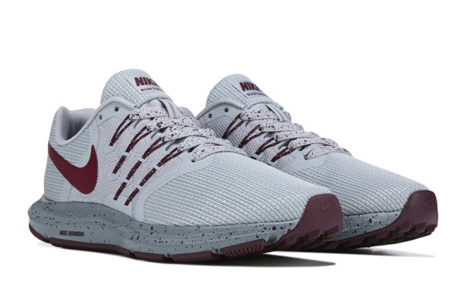 Nike Run Swift Running Shoe Wolf Grey