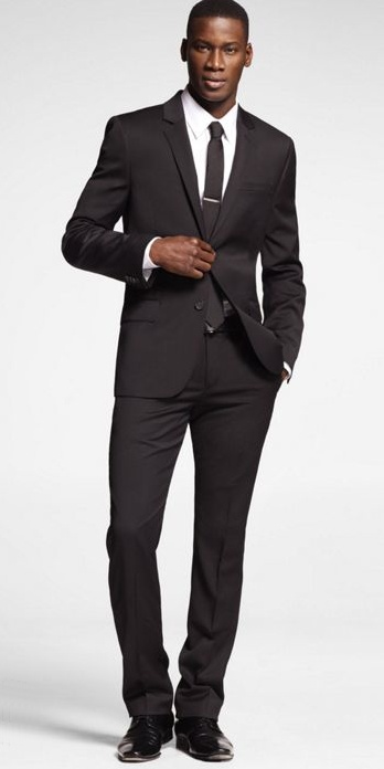 33 best black man black suit images on Pinterest | Black suits ...