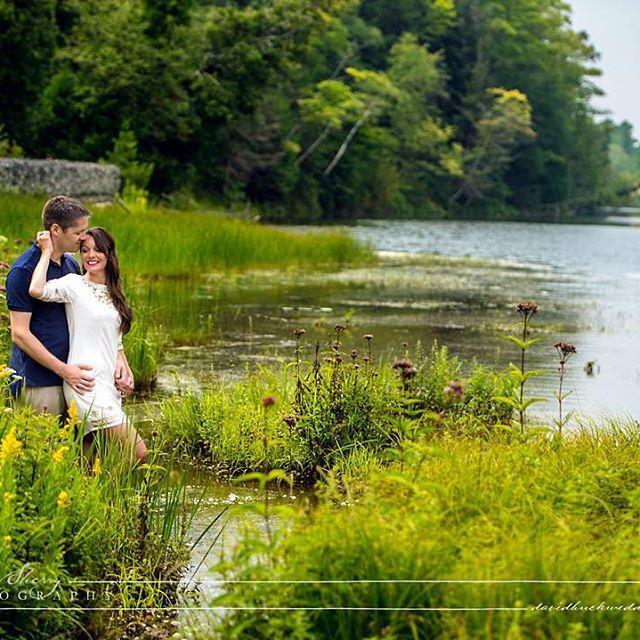 #engagement shoot at #saublebeach #saublefalls with Steve & Lauren #canadiancreatives #photographer #photooftheday #engaged #engagementphotos #engagements #canadianphotographer #canadianwedding #couplescape