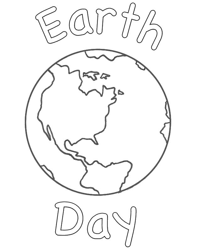 41 best earth day images on Pinterest Earth day coloring pages