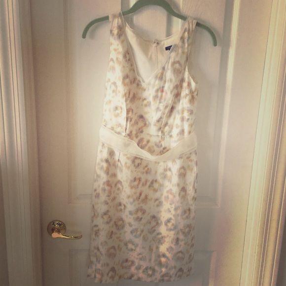 Gorgeous professional, brunch,or party dress Lightweight spring summer brunch dress Ann Taylor Dresses