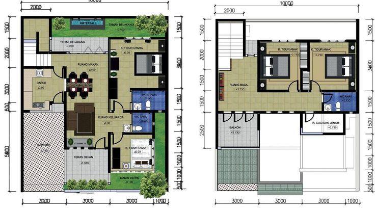 2384232_Renovasi-Rumah-agar-Aman-dan-Nyaman_rancang-bangun_denah.jpg (1000×563)
