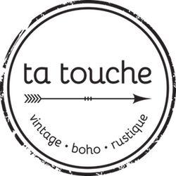 Logo de ta touche - relooking de meubles sur mesure
