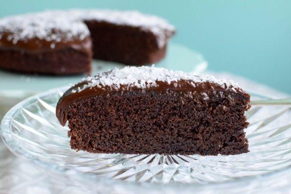 Mormors chokladkaka