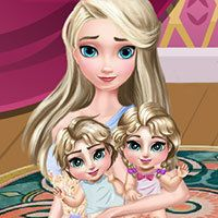 Elsa Twins Care 013