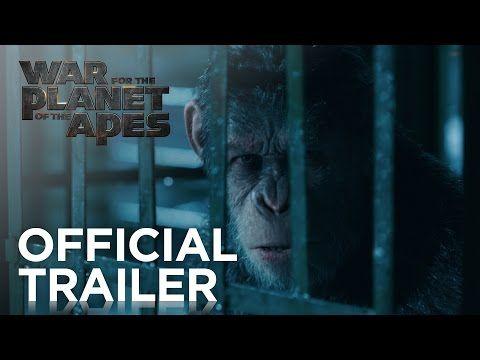 Trailer di War - Il Pianeta delle Scimmie con trama e data di uscita.