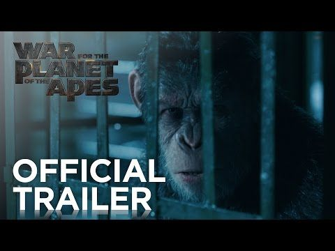 War for the Planet of the Apes 2017 Trailer