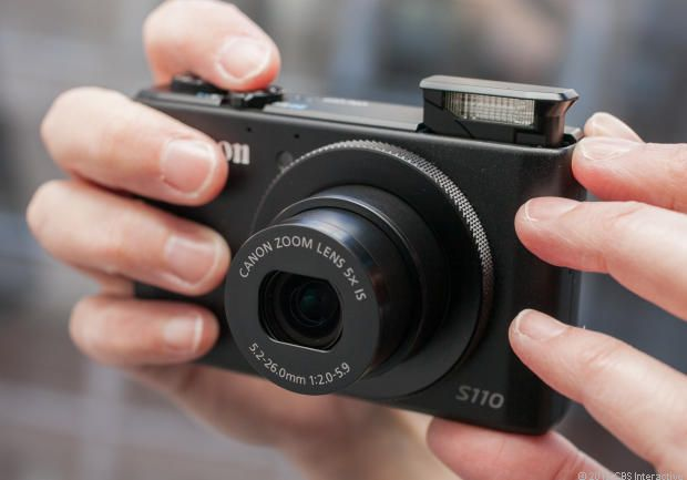 Canon PowerShot S110 review: A nice compact for the ambivalent snapshooter