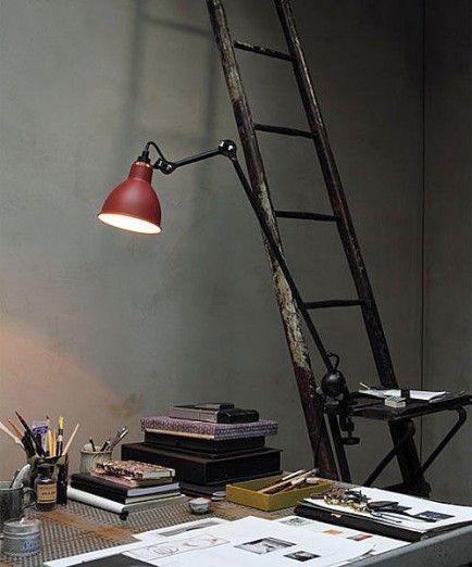 Lampe gras N° 201, Le Corbusier for Lumidée