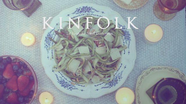 asparagus salad kinfolk