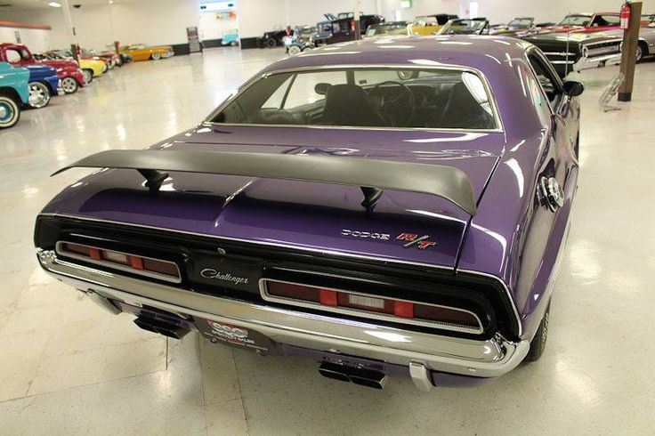 1971 Dodge Challenger RT Hardtop for sale #1755091 | Hemmings Motor News. Check the twin rectangular terminals for the exhaust pipes. The sound of the engine was awesome.