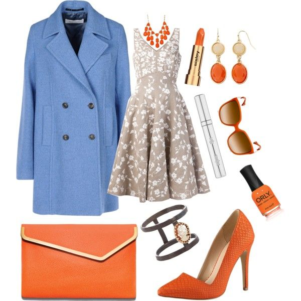 Sin título #254 by the-gabriela on Polyvore featuring polyvore, fashion, style, Michael Kors, Mauro Grifoni, Call it SPRING, Henri Bendel, Julie Wolfe, Kate Spade, Liz Claiborne, RALPH, Zelens, Sisley and ORLY