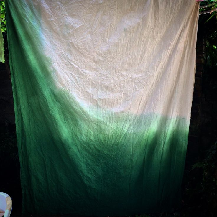 #selfmade #curtain #green #design
