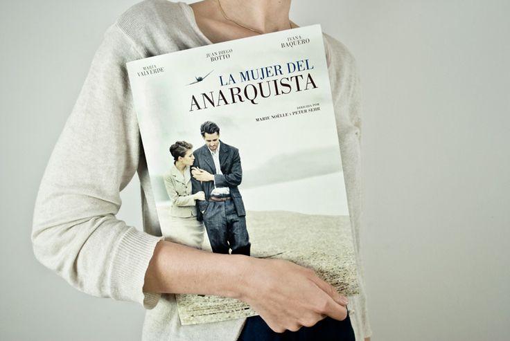 Pressbook LA MUJER DEL ANARQUISTA   parte 1