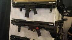 SHOT Show 2016 | Franklin Armory Binary Firing System (video) by Gun Carrier at http://guncarrier.com/shot-show-2016-franklin-armory-bfs/
