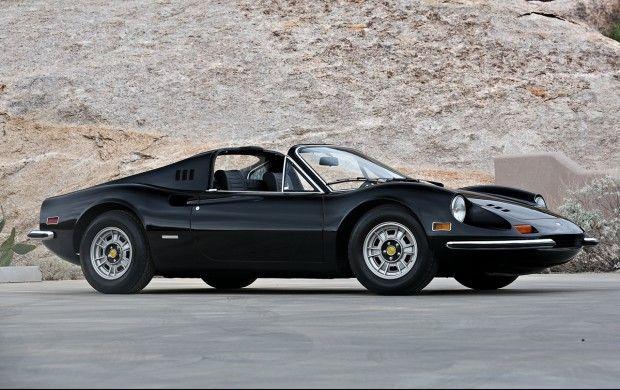 1973 Ferrari Dino 246 GTS   Gooding & Company