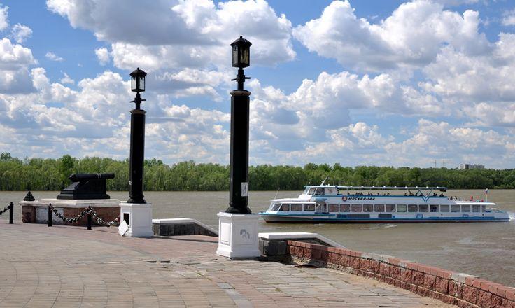 Омск, фото: фотографии города, фотогалерея
