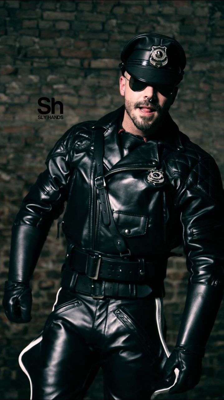 from Damari gay leather man movies