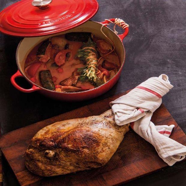 Pure lamsbout - Recepten - Culinair - KnackWeekend.be