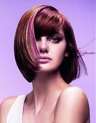 Resultado de imagem para cabelos curtos ondulados coloridos