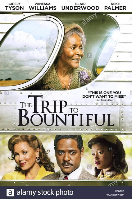 The Trip to Bountiful (2014) TV Movie - Christian And Sociable Movies