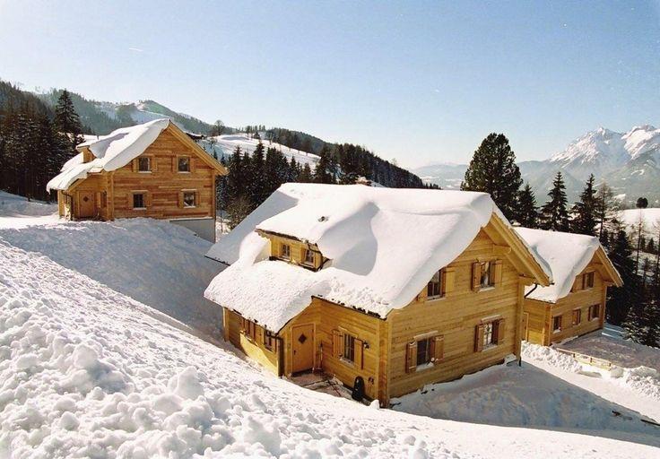 Hüttendorf Pruggern - Hüttenurlaub in Österreich - Skiurlaub und Wanderurlaub in der Dachstein-Tauern-Region