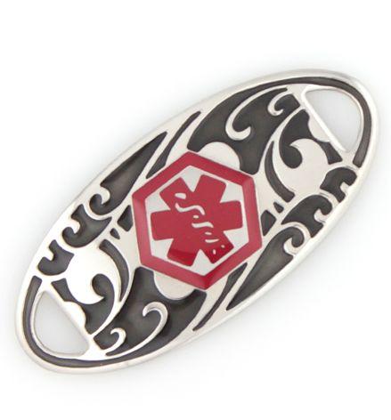 37 Best Medical Id Bracelet Images On Pinterest Medical Alert Bracelets Medical Id Bracelets