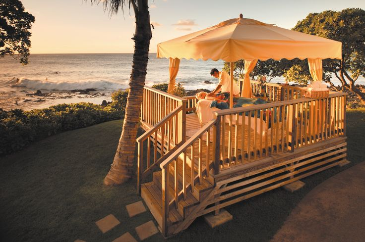 #Spa #PersonalLuxury #Hawaii- Turtle Bay Resort