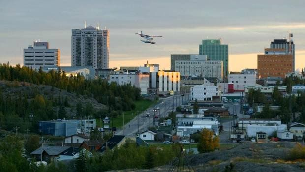 Yellowknife, NWT has been enjoying some of the highest temperatures in the country so far this summer.
