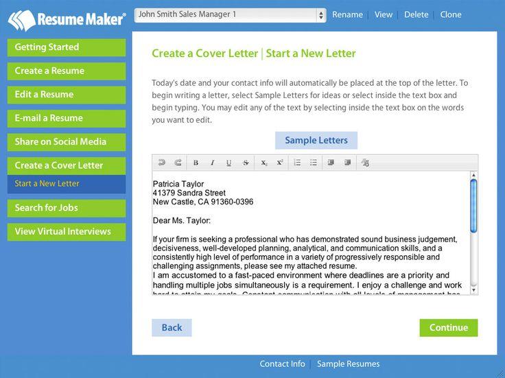 25  best resume maker ideas on pinterest