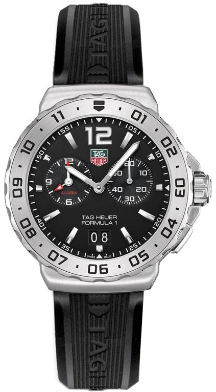 TAG Heuer Formula One Grande Date WAU111A.FT6024
