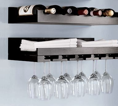 Wine rack- I have been dying to get some of these from Pottery Barn for awhile now
