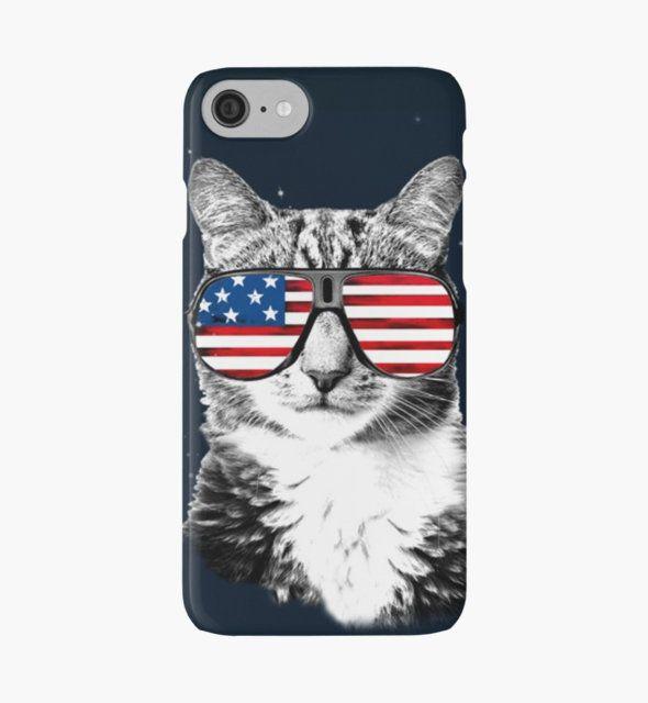 Cat USA by KeiraKnightley