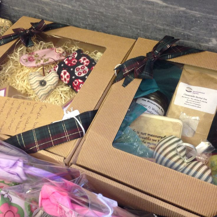 Gift boxes to suit all tastes
