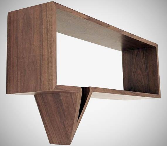 Comic Shelf by Oscar Nunez #interior design #decor