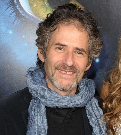 Guys, this is James Horner, the guy who composer the music for Titanic. I love his work. <3
